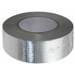 Taśma aluminiowa48 mm x 45 mb 120°C