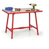 Stoły warsztatowe, Składany stół warsztatowy, 1000 x 500 x 845 mm