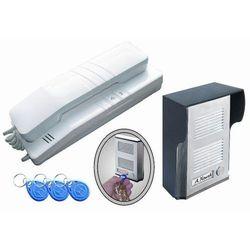 Domofon na kartę - zestaw domofonowy + karty magnetyczne ADP-41A3 (RL-3203ID)