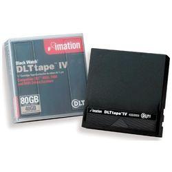 Wyprzedaż Oryginał Taśma do archiwizacji danych Imation DLTtape IV DLT4 11776, 40GB / 80GB