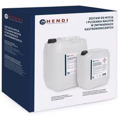 Hendi Zestaw do mycia i płukania naczyń w zmywarkach gastronomicznych - kod Product ID