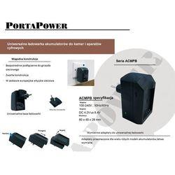 Asus MyPal P525 ładowarka ACMPE z wymiennym adapterem (gustaf)