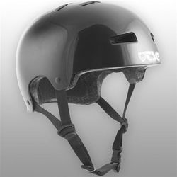 kask TSG - Evolution Youth Injected Color Injected Black (151) rozmiar: XXS/XS