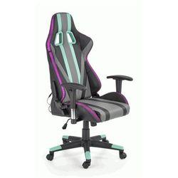 Fotel gamingowy z oświetleniem LED Aleks