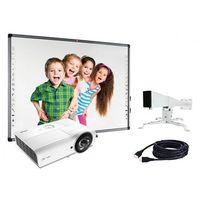 Tablice interaktywne, ZESTAW: AVTek TT-Board 100 PRO + ViewSonic PS501W + uchwyt