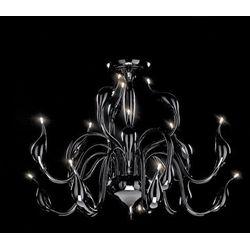 ITALUX LAMPA SUFITOWA SWAN MX8098-18A BLAC