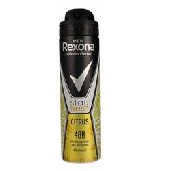 REXONA STAY FRESH MEN DEZODORANT SPRAY CITRUS 150ML