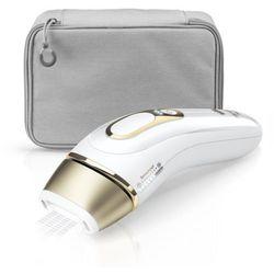 Depilator świetlny Braun Silk-Expert IPL PL5014 kolor biały- natychmiastowa wysyłka, ponad 4000 punktów odbioru!