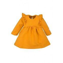 Sukienka dzianinowa - długi rękaw 6K40BC Oferta ważna tylko do 2031-10-04