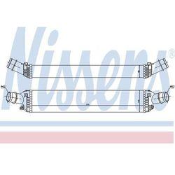 Chłodnica powietrza doładowującego - intercooler NISSENS 96618