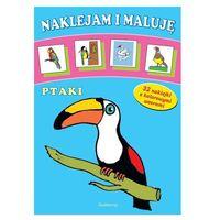 Książki dla dzieci, Naklejam i maluję (opr. miękka)