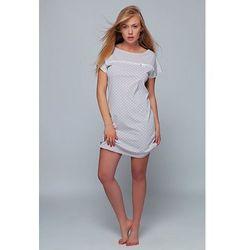 Elegancka koszulka nocna, z miękkiej bawełny Sensis Noemi kr/r S-XL
