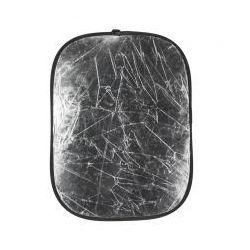 Quadralite Blenda srebrno-biała 91x122cm