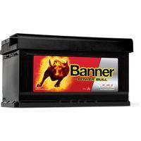 Akumulatory samochodowe, Akumulator Banner POWER BULL 12V 80Ah 700A P+ (wymiary: 315 x 175 x 175) (P80 14)