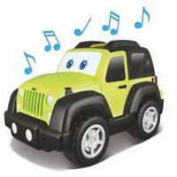 Osobowe dla dzieci, BB Junior Jeep Wesoły samochód