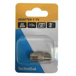 TECHNISAT ADAPTER F-TV ŻEŃSKI (metalowy)