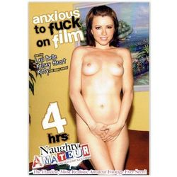 DVD-Anxious to Fuck on Film