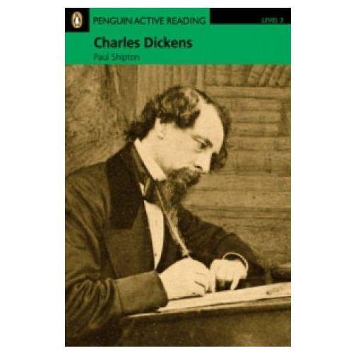 Książki do nauki języka, Charles Dickens + CD-ROM. Penguin Active Reading Original (opr. miękka)