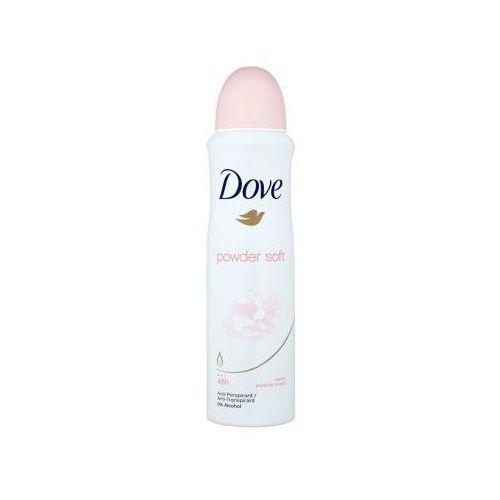 Dezodoranty damskie, Dezodorant Dove Powder Soft w sprayu 150 ml