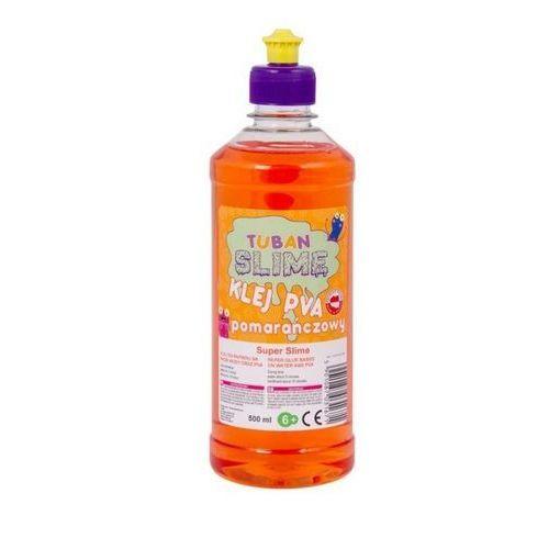 Kleje, Klej pomarańczowy PVA 500ml TUBAN