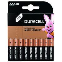 Baterie, Baterie AAA LR03 DURACELL (18 szt.)
