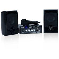 Auna Karaoke Star 1 zestaw do karaoke 2 x 50W BT USB/SD Line-In