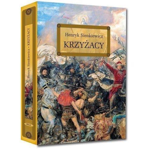 Literatura młodzieżowa, Krzyżacy. Darmowy odbiór w niemal 100 księgarniach!