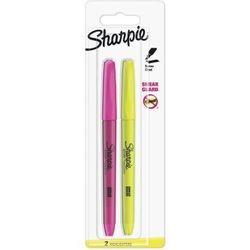 Sharpie zakreślacz Mix klolorów 2 szt. nowość 2,7 mm S0907190