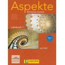 Aspekte 1 Lehrbuch z płytą DVD (opr. miękka)