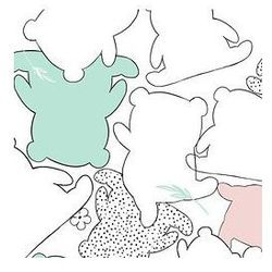 Opaska �redniaka La Millou (Ilovepanda Pure by Marta �muda-Trzebiatowska)