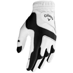 Rękawica golfowa CALLAWAY OPTI FIT (biała, na prawą rękę)