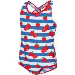 Regatta Tanvi Strój kąpielowy Dzieci, fiery red strawberry 7-8Y | 128 2020 Stroje kąpielowe