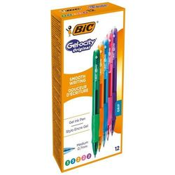 Długopis żelowy Gel-ocity mix fun (12szt) BIC