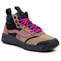 Pozostały skating, Sneakersy VANS - Ultrarange Hi DI VN0A4BU5XNC1 (Mte) Portabella/Ebony