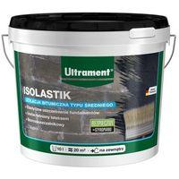 Pozostałe artykuły dachowe, Izolacja bitumiczna średniowarstwowa Ultrament Isolastik 10 l