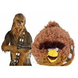 Duża Maskotka Angry Birds Star Wars 21cm pluszak Chewbacca