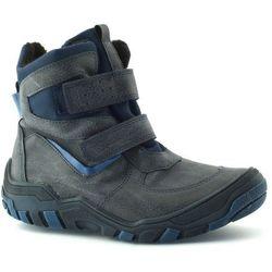 Buty zimowe dla dzieci Kornecki 06236 - Granatowy