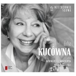 Dziewczęta z Nowolipek. Mistrzowie słowa 2. Książka audio CD MP3 - Pola Gojawiczyńska