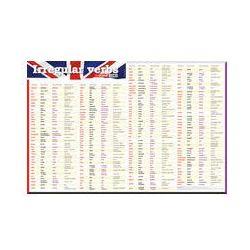 Podkładka 3W Czasowniki nieregularne język angielski. Darmowy odbiór w niemal 100 księgarniach!