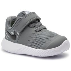 Buty NIKE - Star Runner (Tdv) 907255 006 Cool Grey/Black/Volt/Wolf Grey