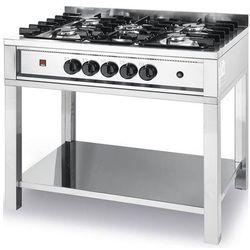Kuchnia gazowa 5 palników | 14300W