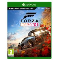 Gry na Xbox One, Forza Horizon 4
