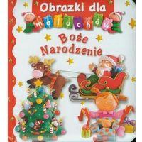 Książki dla dzieci, Boże Narodzenie Obrazki dla maluchów