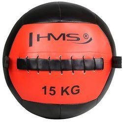 HMS Piłka do ćwiczeń Wall Ball 15kg
