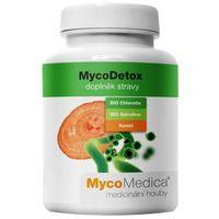 Detox i oczyszanie organizmu, MycoDetox Suplement diety 120 kaps. Veg