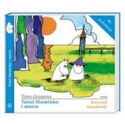 Tatuś Muminka i morze (audiobook CD)