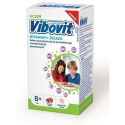 Vibovit uczeń witaminy + żelazo x 30 tabletek do ssania