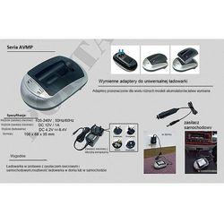 Panasonic CGA-S303 / VW-VBE10 ładow. 230V z wymiennym adapterem (gustaf)