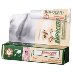 Virosept krem na opryszczkę skuteczny 10 ml
