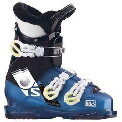 SALOMON T3 RT INDIGO BLUE - buty narciarskie R. 23,5